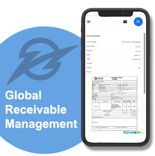 global receivables with Invoice Presentment